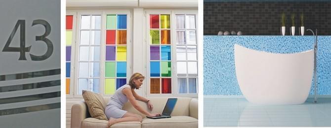 Zelfklevend raamfolie